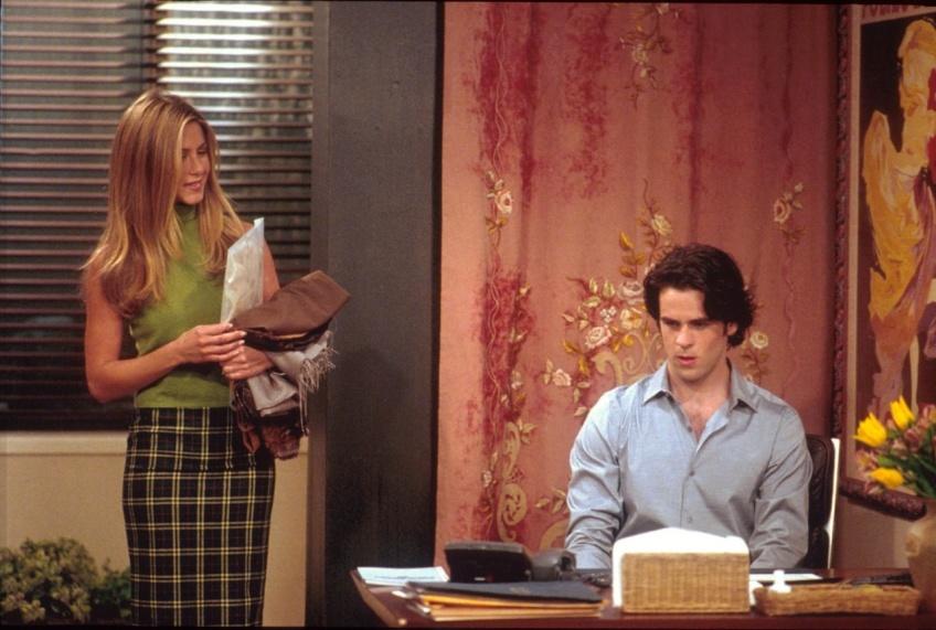 Ralph Lauren célèbre les 25 ans de Friends avec une collection inspirée de Rachel Green !