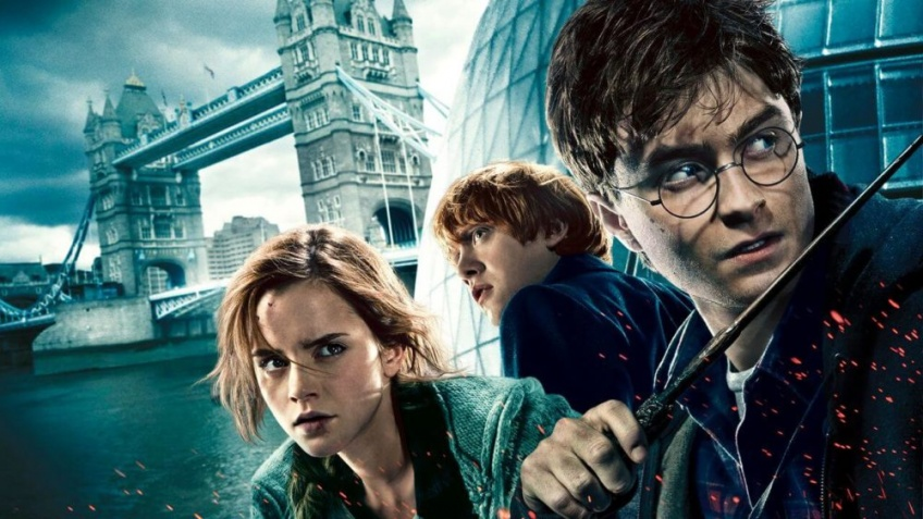 saga Harry Potter quitte Netflix