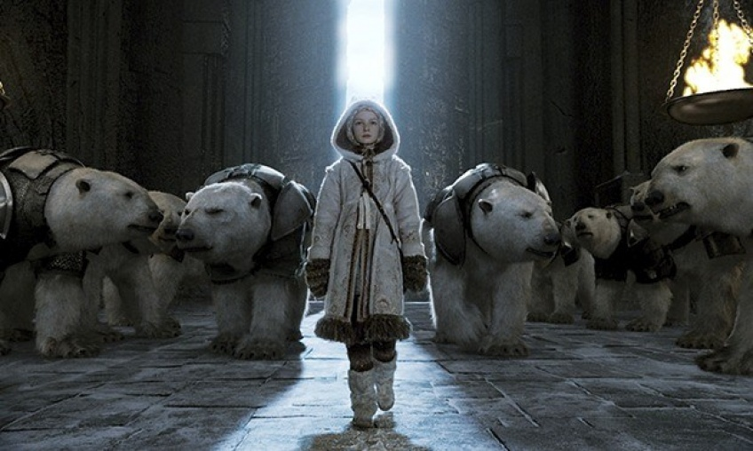 nouvelle série HBO His dark materials