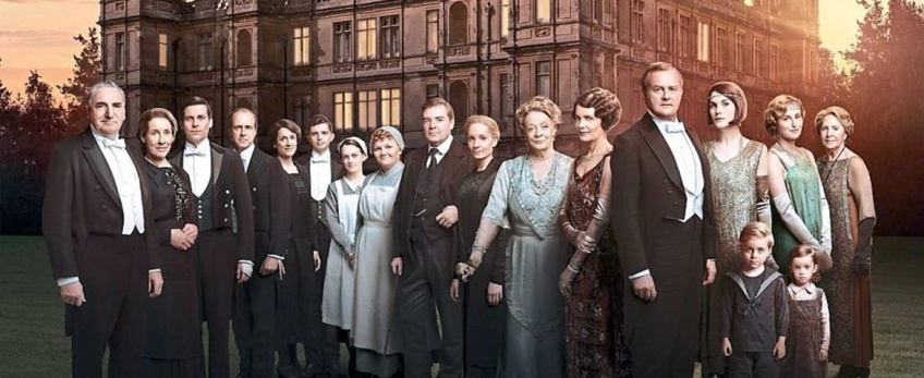 suite film Downton Abbey