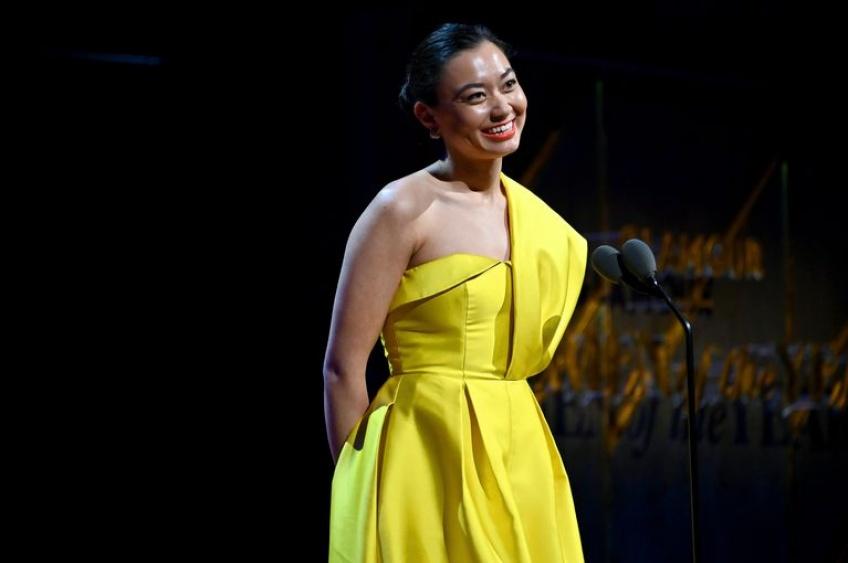 Chanel Miller prix femme de l'année Glamour