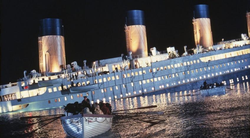 escape game titanic