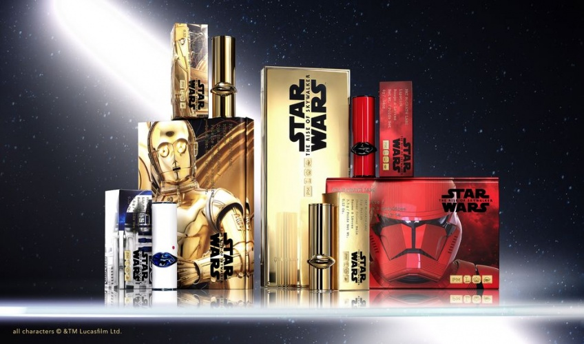 Pat McGrath dévoile une collection make-up inspirée de Star Wars !