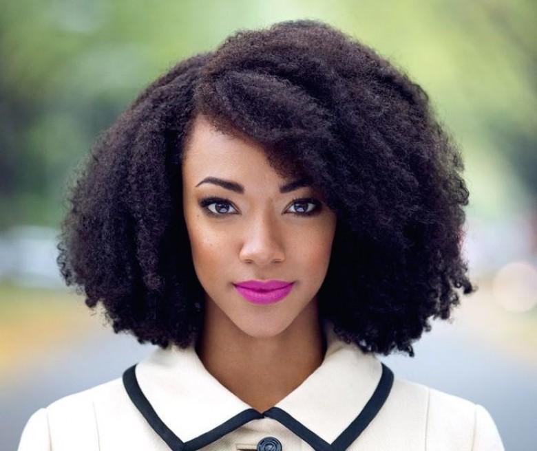 Quelle couleur de rouge l vres est faite pour vous - Coupe afro courte peaux noires et metissees ...