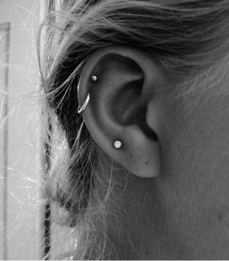 Bien connu En 2016, parez vos oreilles de jolis piercings ! - Les Éclaireuses JW94