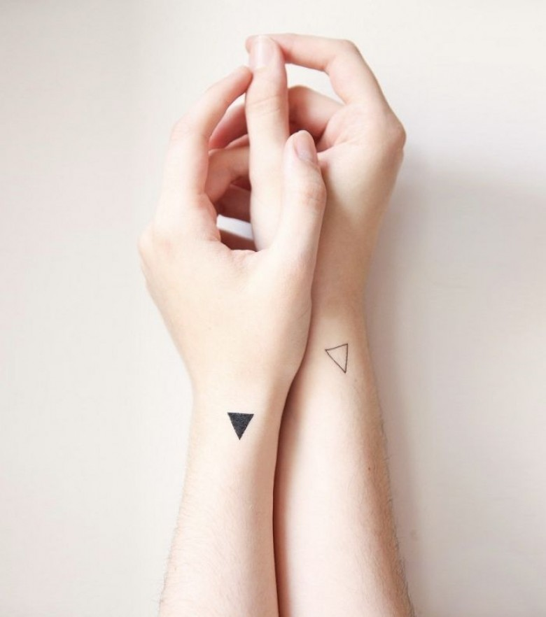 15 Idees De Tatouages A Faire En Couple
