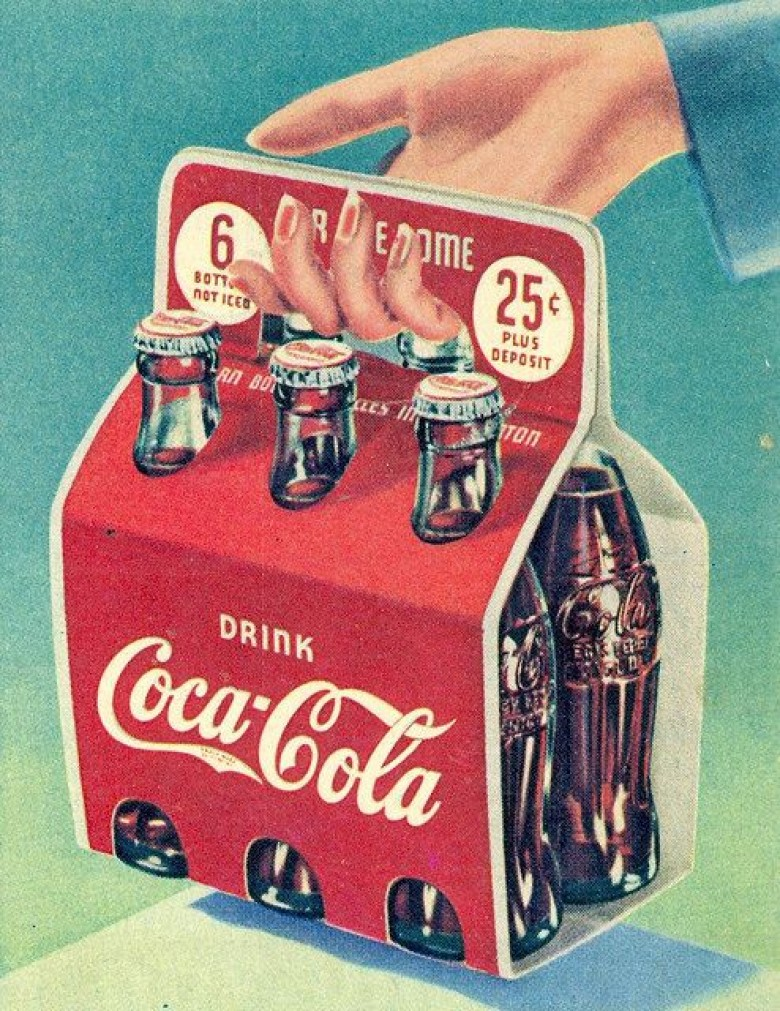 Photo : coca cola