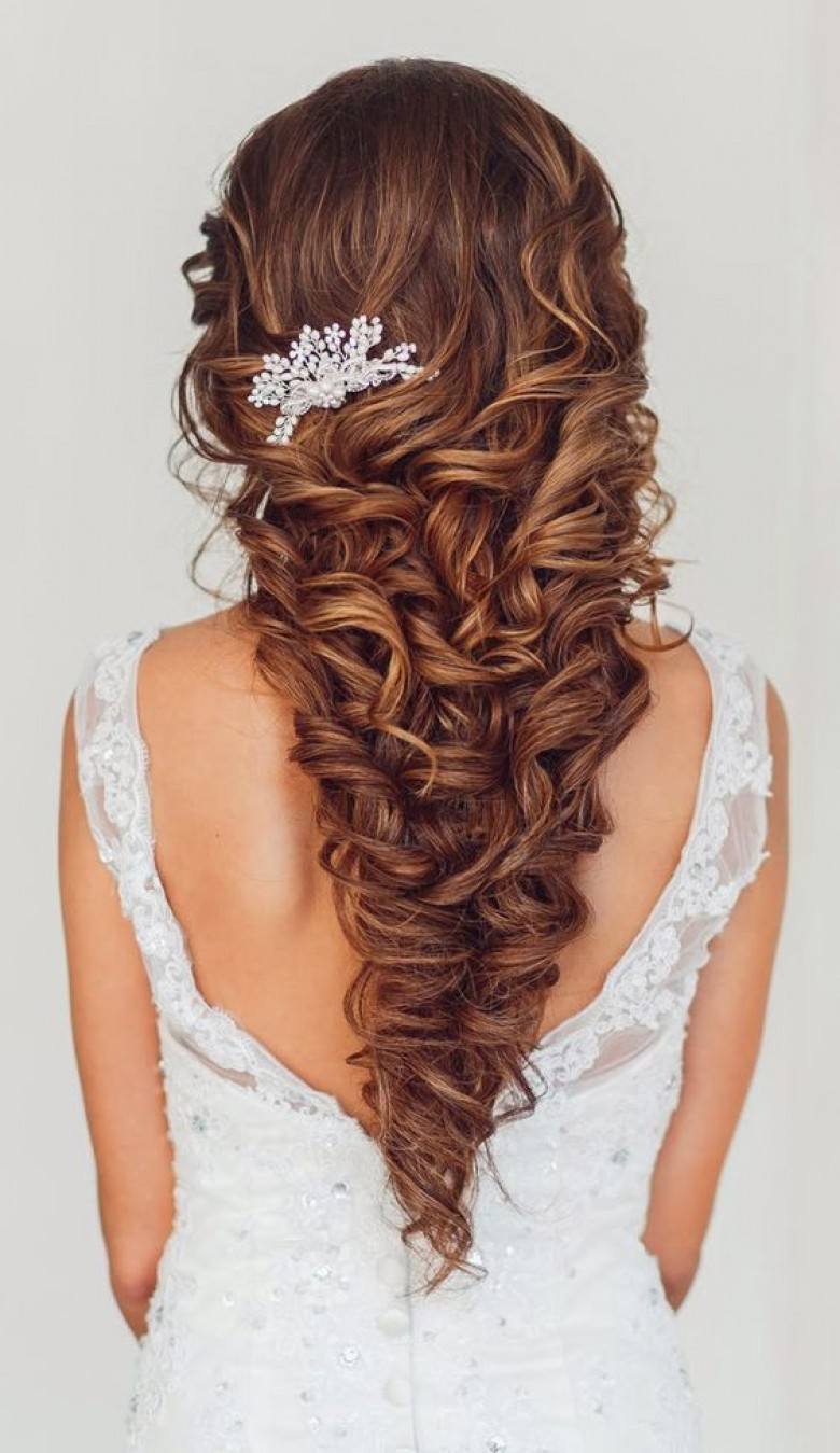 Photo : bridalhairart.com