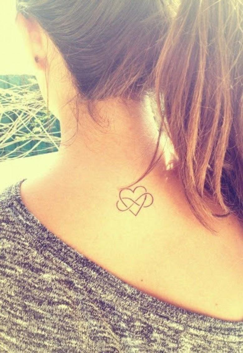 20 idées de tatouages infini fabuleux et originaux