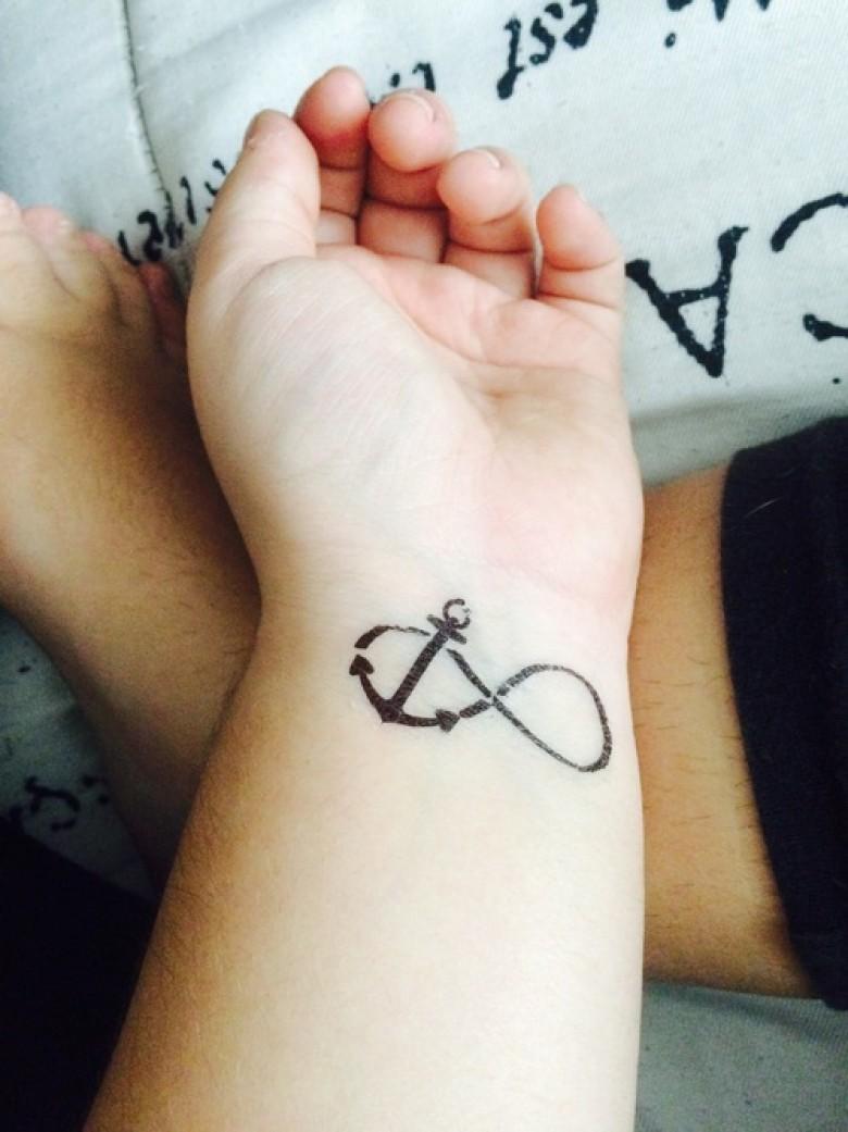 Signe de l infini tatouage galerie tatouage - Signe de l infini tatouage ...