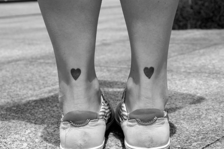 20 idées de tatouages pour les chevilles absolument ravissants