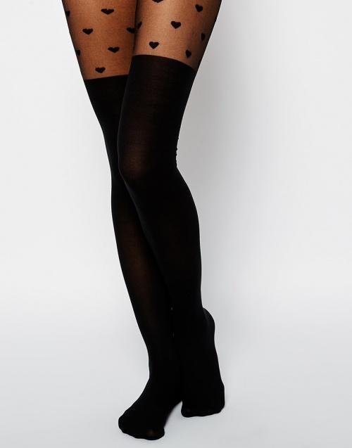 30911a10566 Comment porter les chaussettes hautes avec style