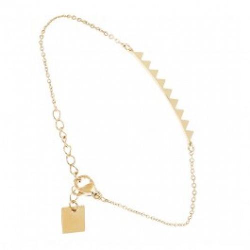 Zag Bijoux - Bracelet pic or