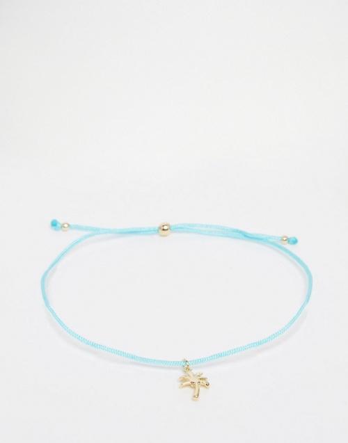 Orelia - Bracelet palmier