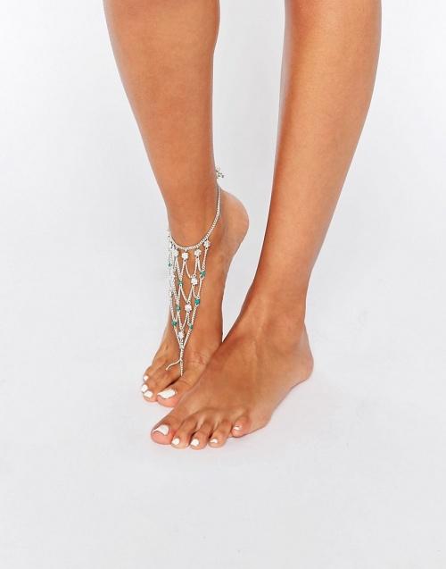Asos - bijou de pied