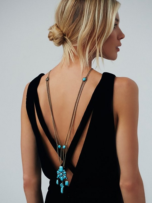 Free People - chaine de dos
