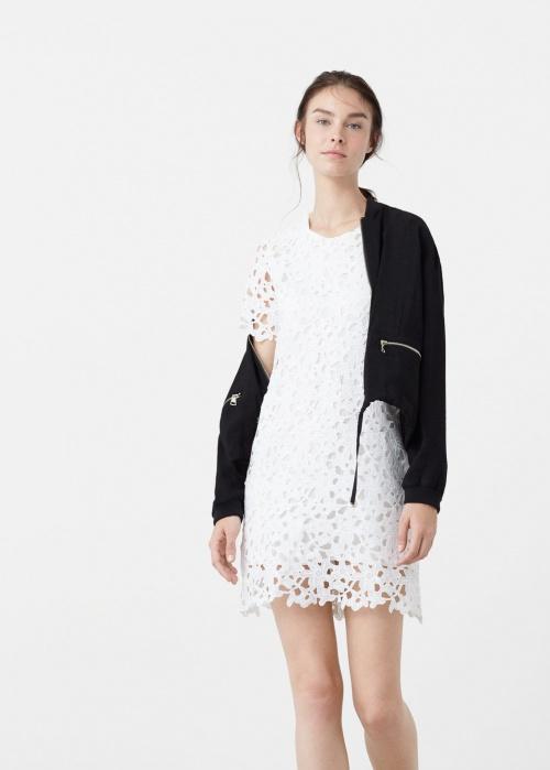 20 robes blanches pour un automne lumineusement looké ...
