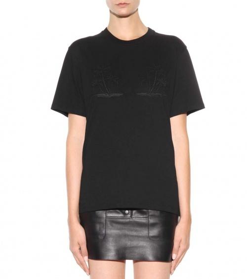 Alexander Wang - T-shirt palmier
