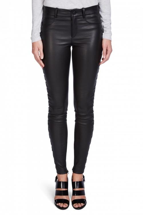 Set - Pantalon cuir