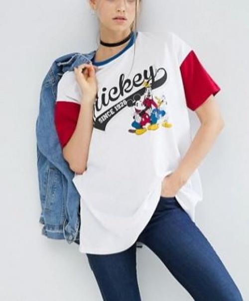 Asos - t-shirt imprimé Disney