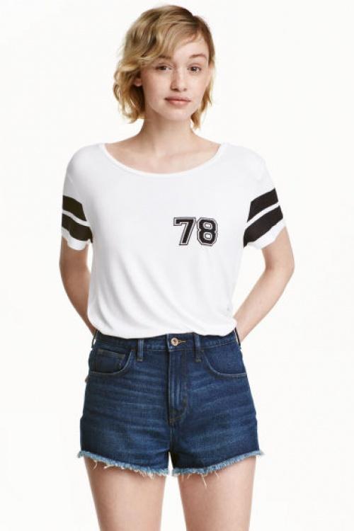 H&M - t-shirt imprimé
