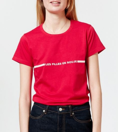 Rouje - t-shirt imprimé Jeanne