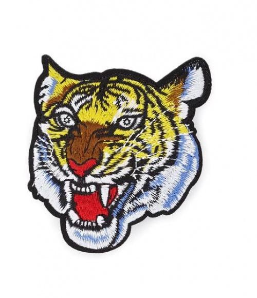 Forever 21 - écusson motif tigre