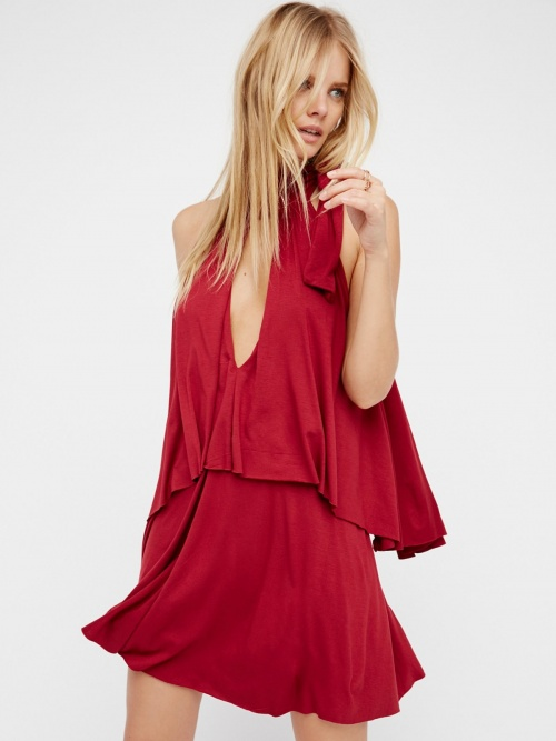 Free People - Robe ample style dos nus