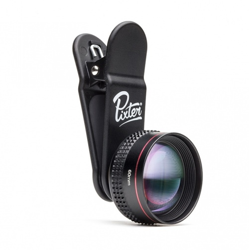 Pixter - Objectif Téléphoto