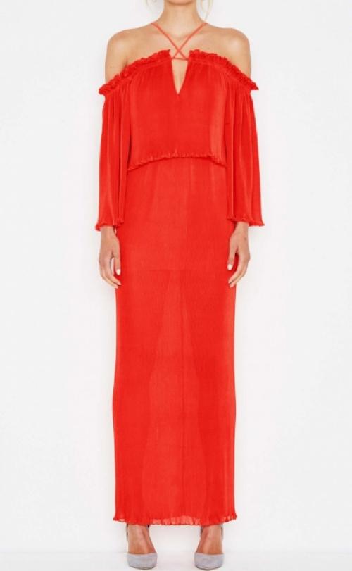 Red Liberty Dress