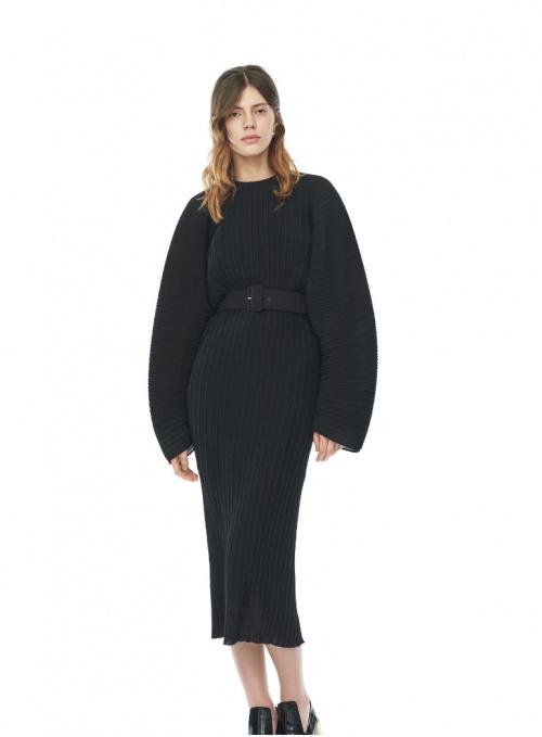 Singer Dress - Black