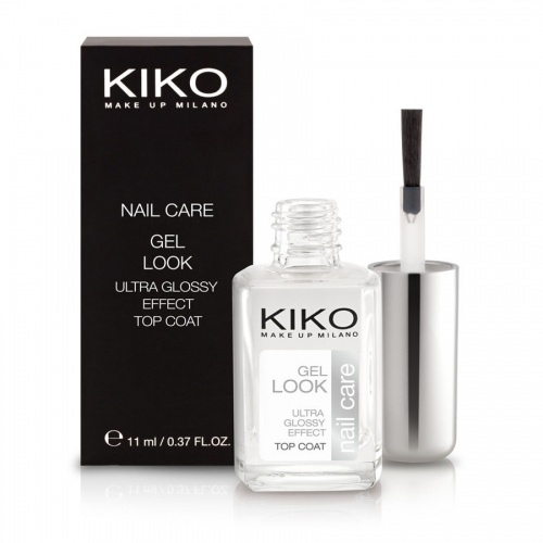Kiko Vernis Top coat Gel
