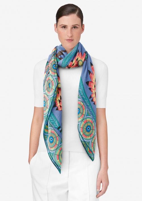 Hermès - foulard en soie