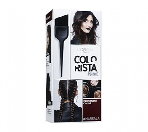 Colorista Paint - Marsala Hair