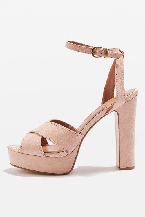 Chaussures compensées plates MADDISON