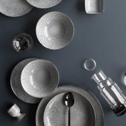 Broste - Assiettes céramiques