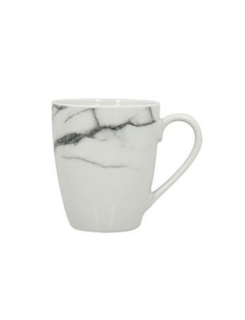 Mug en porcelaine 36cl - Marble - 2630861 - Réception - Lot de 6