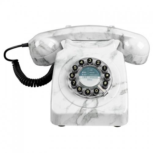 Téléphone marbre