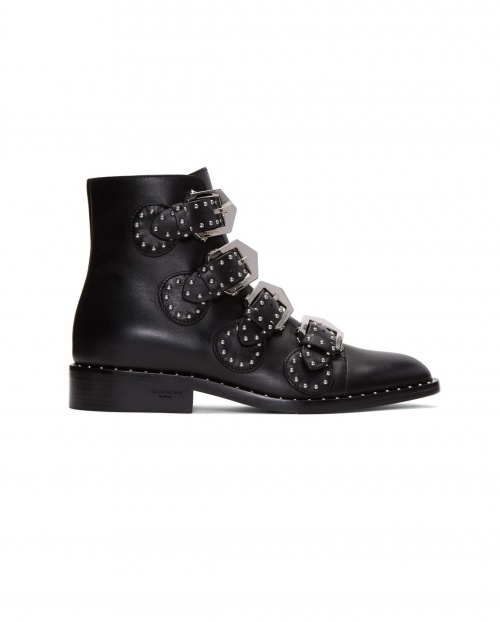 Givenchy - Boots à boucles