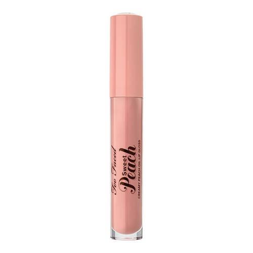 Too Faced - Sweet Peach Creamy Gloss Peach Fuzz