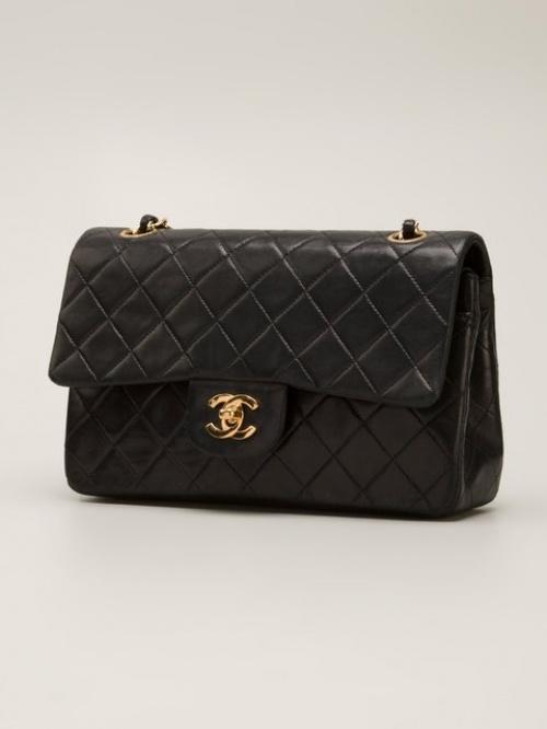 Chanel Vintage - Sac matelassé