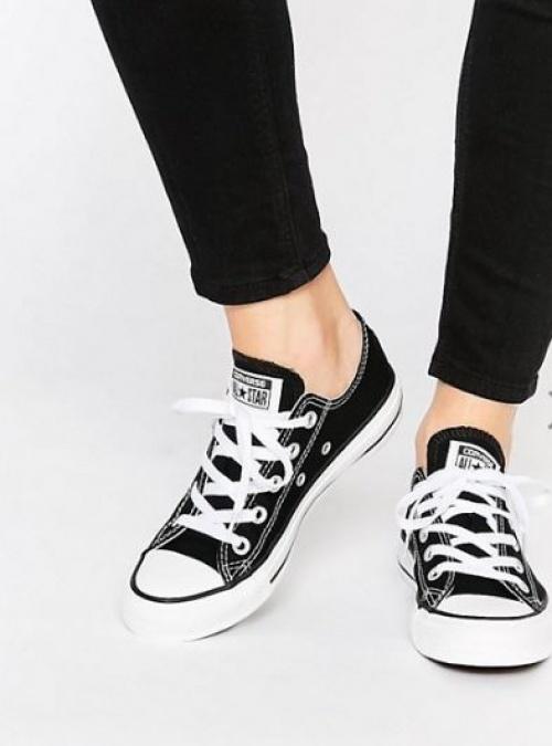 Converse - Baskets noires