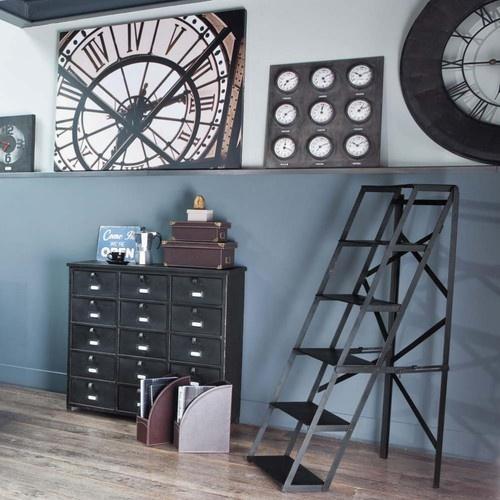 maisons du monde chelle with echelle maison du monde. Black Bedroom Furniture Sets. Home Design Ideas