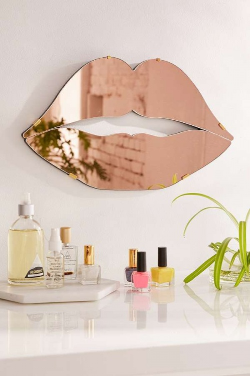 35 miroirs canon pour embellir votre d coration les for Miroir urban
