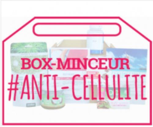 Box spéciale anti-cellulite