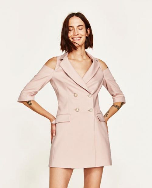 1/30 Zara , Robe blazer