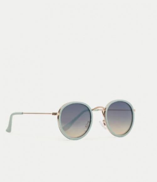 Zara - Lunettes de soleil rondes