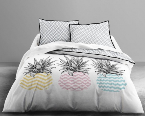 une d co ananas pour vitaminer votre int rieur les. Black Bedroom Furniture Sets. Home Design Ideas