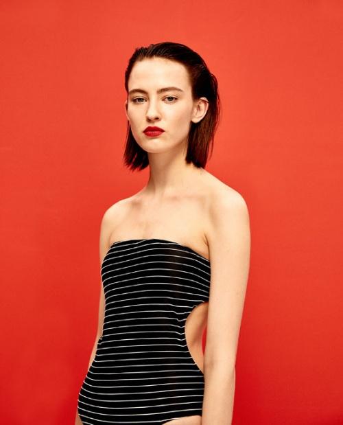 Zara - Maillot bustier