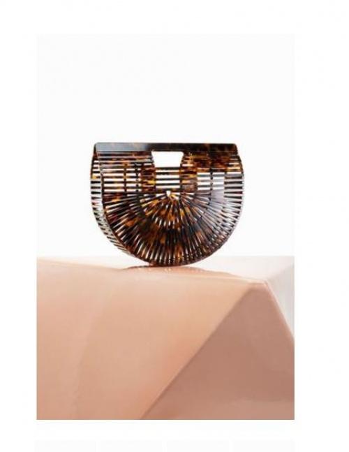 sac tortoise en acrylique